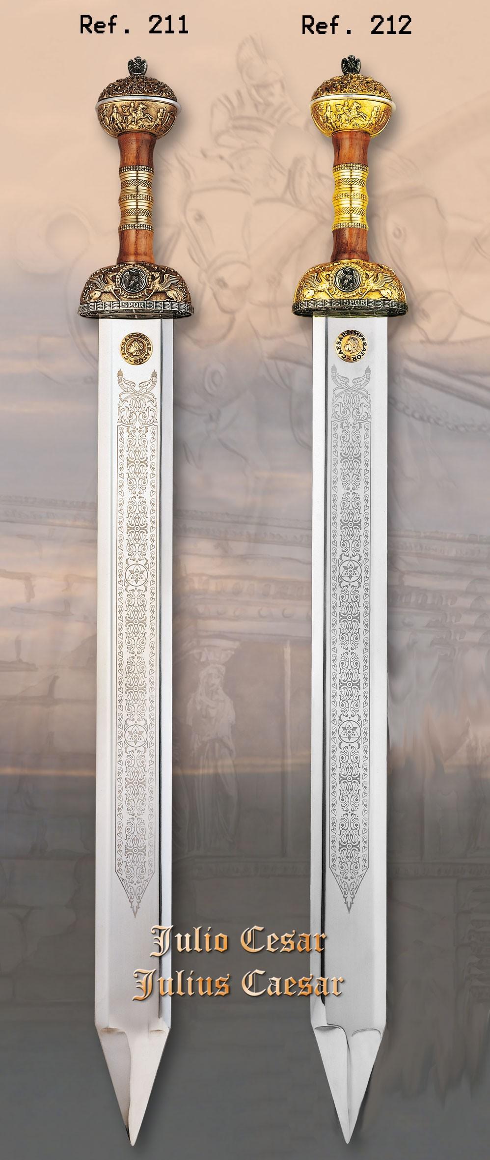 1143 2604 - Espadas gladius