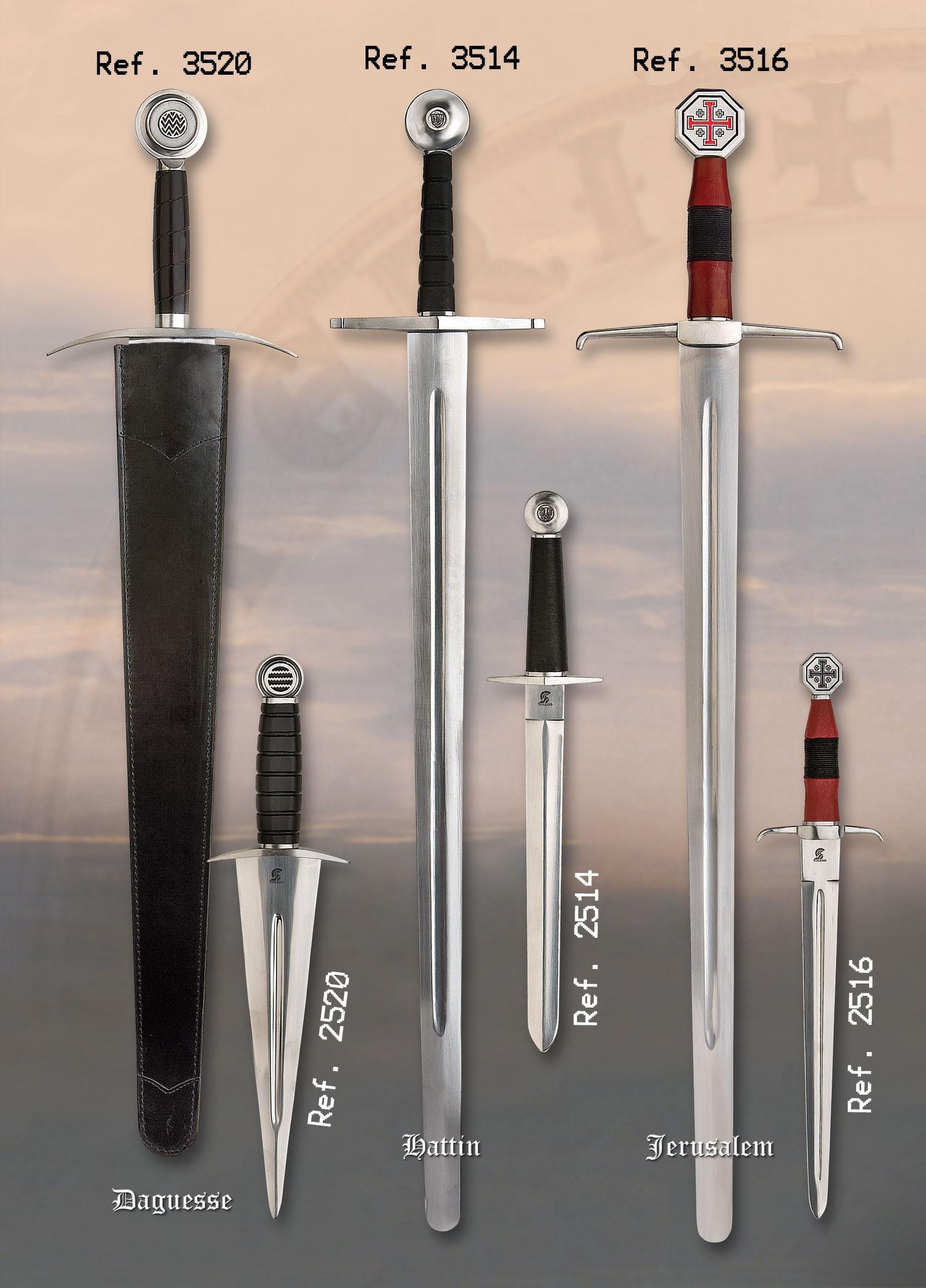 1256 2838 - Espadas Batle Ready