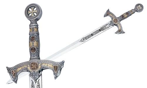 40 89 - Spada Templare di Toledo