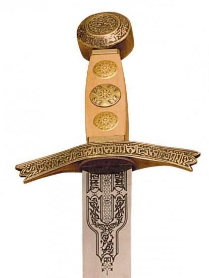 645 1628 414x551 custom - Espada de Alfonso X El Sabio