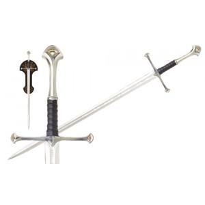 espada anduril aragorn del senor de los anillos - espada-anduril-aragorn-del-senor-de-los-anillos