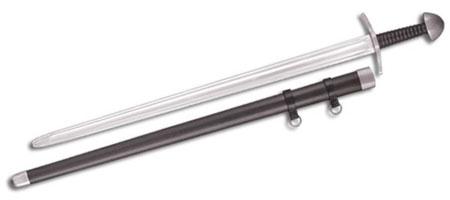 Espada de prácticas Normanda siglo XI