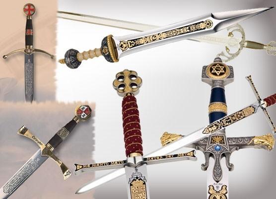espadas historicas - Espadas