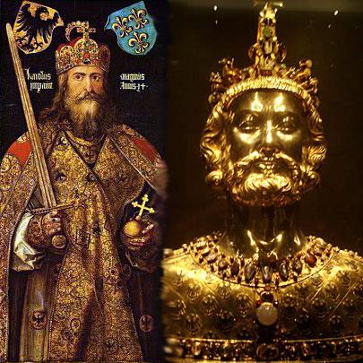 Carlos I El Grande. CarloMagno