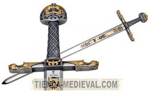 espada carlomagno serie limitada