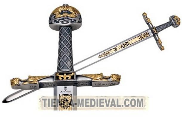espada carlomagno serie limitada - espada carlomagno serie limitada