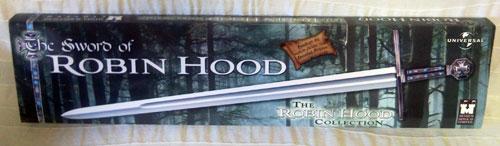 Espada Robin Hood Russell Crowe