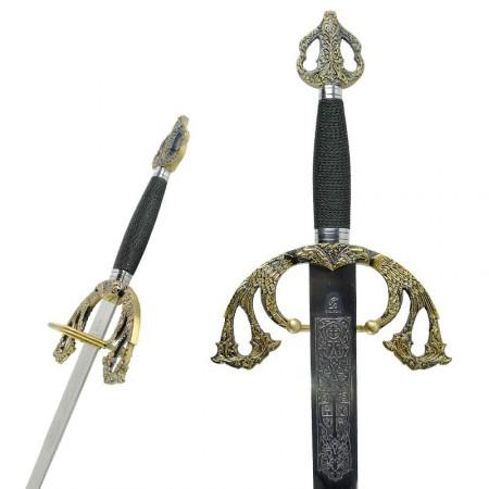 Espada Tizona fabricada en Toledo (España)