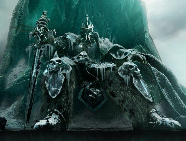 1 - Espada Rey Lich Warcraft