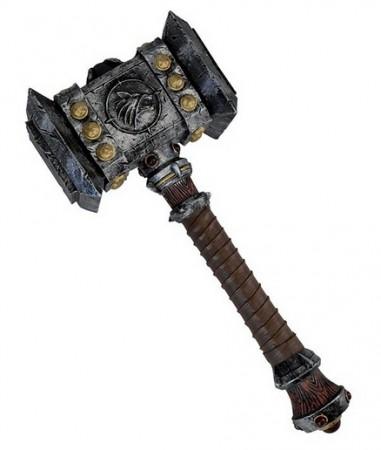 Martillo Orco World of Warcraft 381x450 - Martillo Orco World of Warcraft