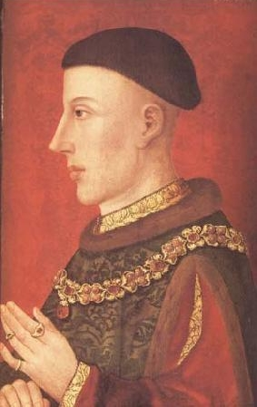 Enrique V (Henry V of England)