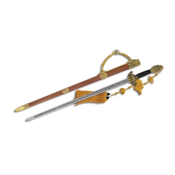 1 - Espada recta Jian