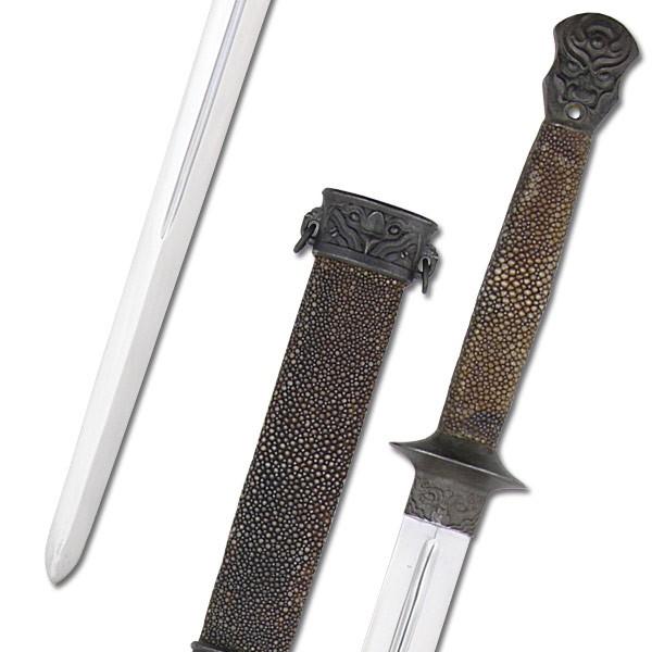 3 - Espada recta Jian
