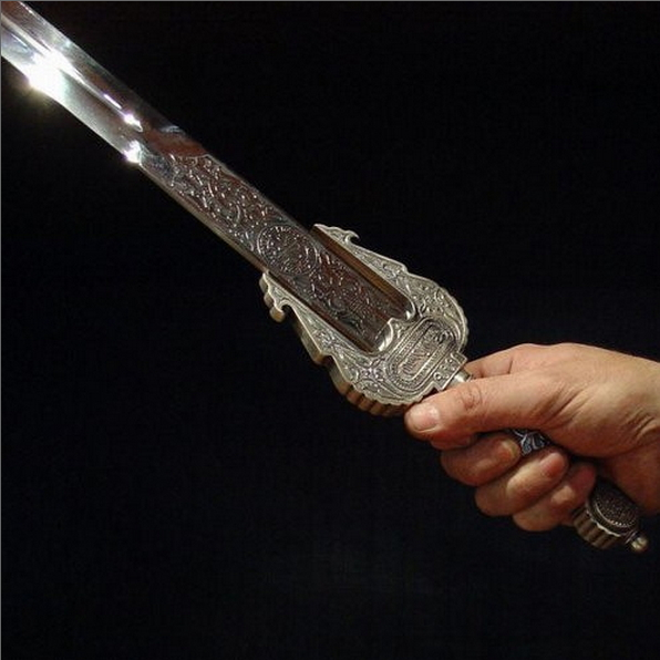 Espada Juan de Austria