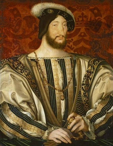 Rey Francisco I de Francia