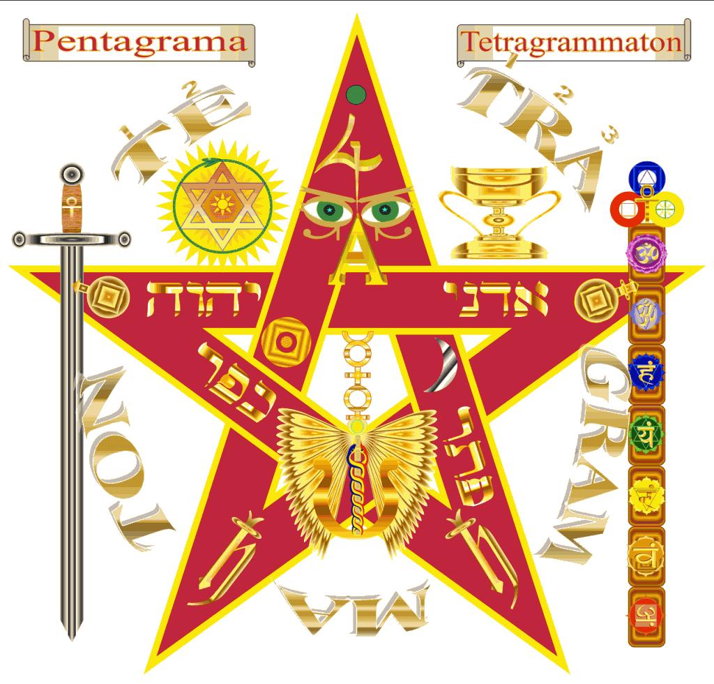 Estrella pentagrama