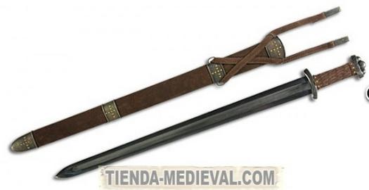ESPADA VIKINGA GODOFREDO - Espada Vikinga de Godofredo de Frisia