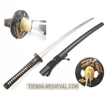 Katana Tombo 450x376 - Las Espadas Japonesas