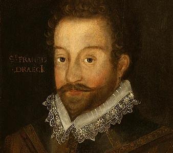 Sir Francis Drake - Espadas del Corsario Sir Francis Drake
