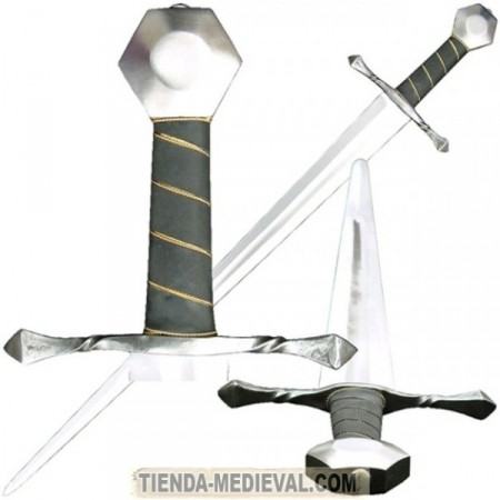 Espada gótica para lucha