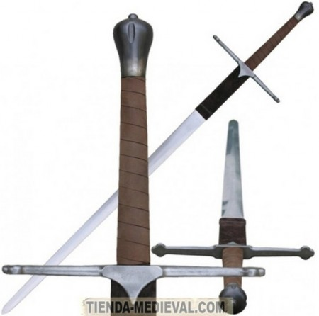 Espada Claymore de William Wallace 450x446 custom - Espadas a dos manos