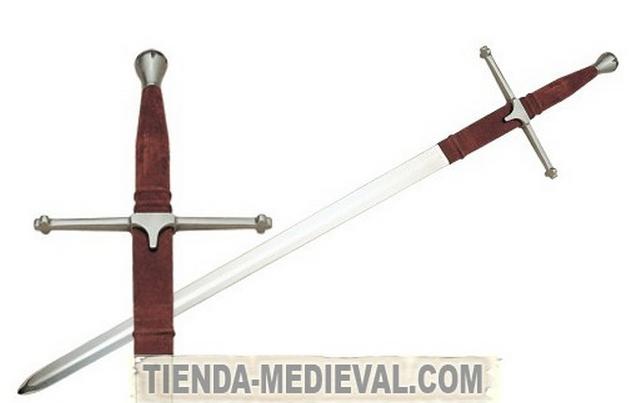 Espada Escocesa Braveheart - Espada Escocesa de Farol