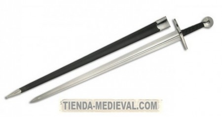 Espada William Marshall 450x237 - Espada Inglesa de Sir William Marshall