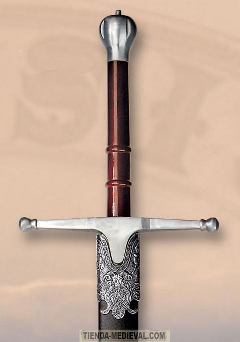 Espada William Wallece cadete - Espada William Wallece cadete