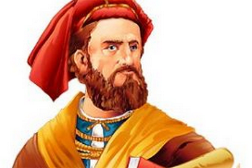 Marco Polo mercader veneciano