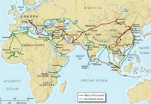 Viaje de Marco Polo - Espada de Marco Polo