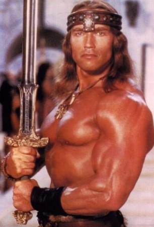 Arnold Schwarzenegger Conan 306x450 - Arnold Schwarzenegger Conan