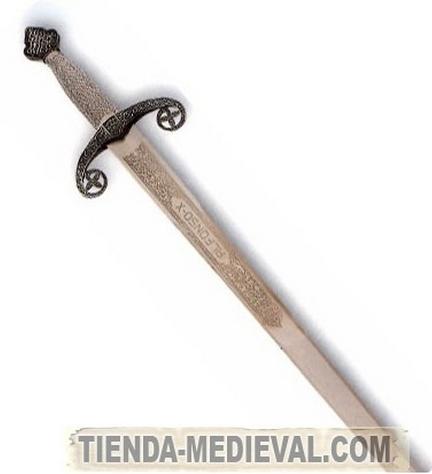 ESPADA REY ALFONSO X - Espada de Alfonso X El Sabio