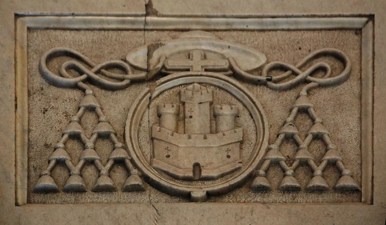Escudo de Alfonso Carrillo de Acuña - Escudo de Alfonso Carrillo de Acuña