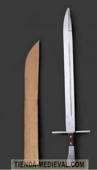 Espada Talhoffer - Espada Langmesser Talhoffer