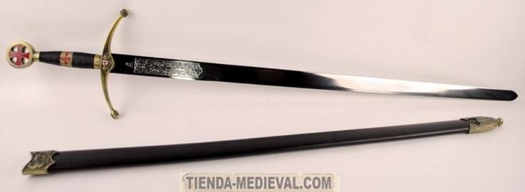 Espada de los Caballeros Cruzados