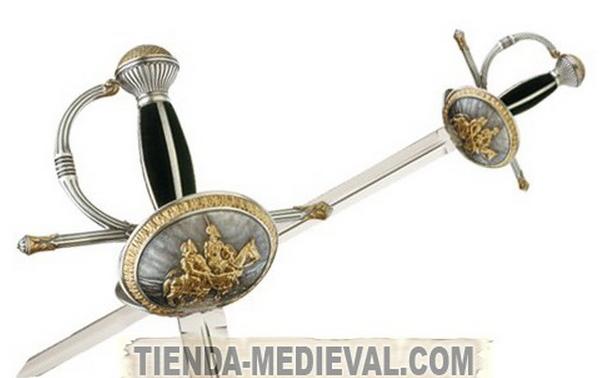 ESPADA DE DON QUIJOTE - Quiero una espada Toledana