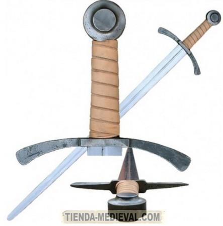 ESPADA UNA MANO LARGA 443x450 - Diferencias entre espada, sable y florete