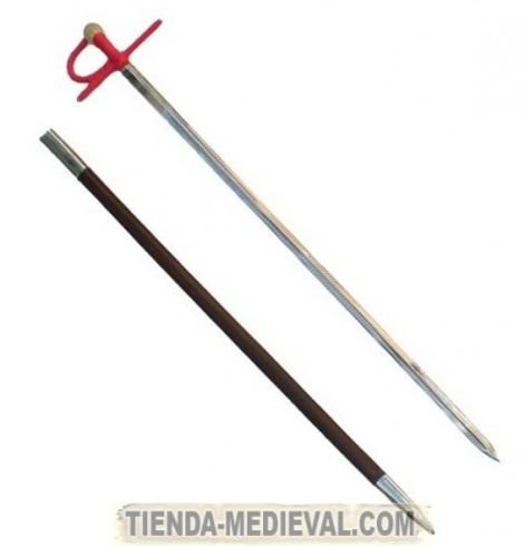 ESTOQUE PROFESIONAL TORERO 4 VENAS 471x491 custom - Las espadas de torero