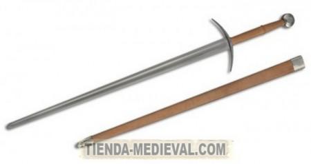 ESPADA BASTARDA PARA PRACTICAS 450x238 - La Espada Bastarda