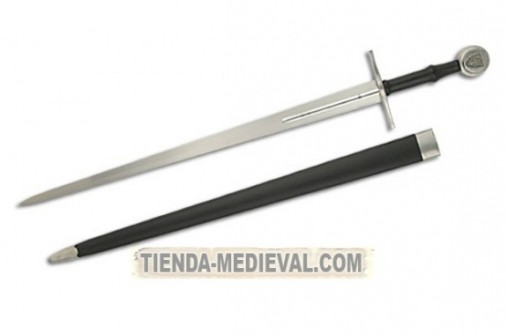 ESPADA MANO Y MEDIA DE ALBERTO II DE AUSTRIA 508x334 custom - Espada Mano y Media de Alberto II de Austria