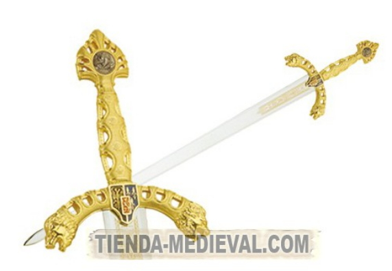 Espada Durandal de Roldán - Espada Durandal de Roldán Funcional