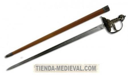 ESPADA RAPIERA DE OLIVER CROMWELL 450x266 - Espada Rapiera de Oliver Cromwell