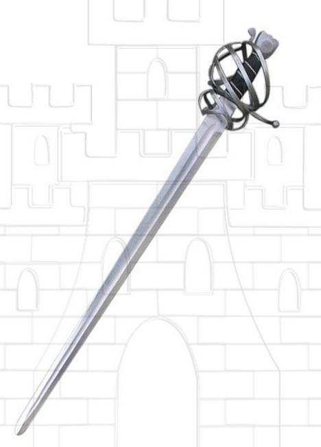 Espada Esclavona Italiana1 - Espada Italiana mano y media