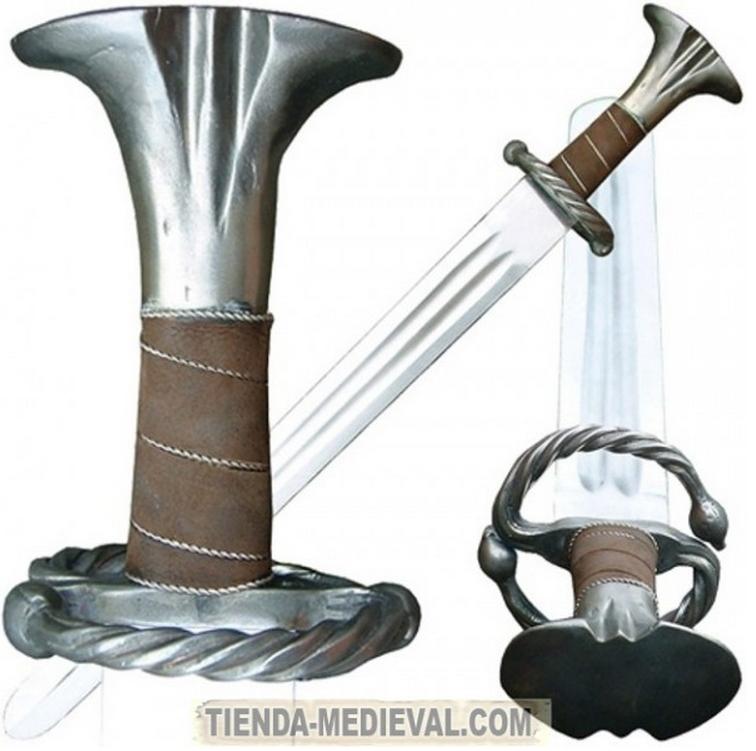 Espada Renacentista Katzbalger
