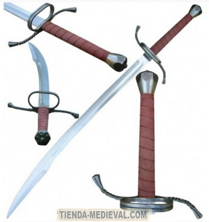 SABLE KRIEGMESSER DOS MANOS 423x450 - Espadas a dos manos