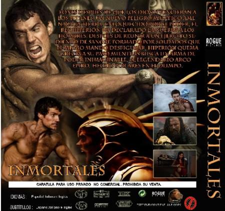 Los inmortales 450x423 - Los inmortales