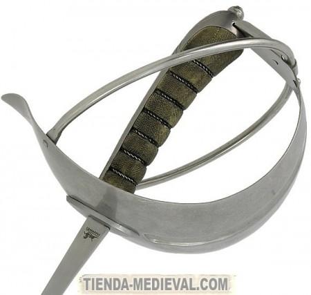 SABLE RADAELLI PARA PRÁCTICA DE ESGRIMA 450x427 - Diferencias entre espada, sable y florete