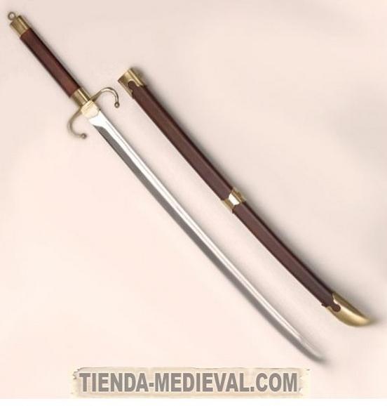 ESPADA CHINA VIET VO DAO - Quiero una maravillosa espada china