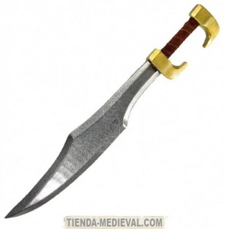 Espada espartana látex 441x450 - A tu alcance las espadas de cine, series de televisión y vídeo juegos