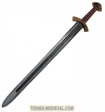Espada vikinga latex